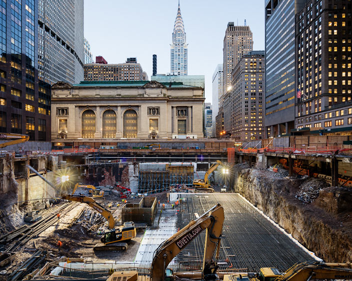 <p>Demolition</p>                  <p>New York City</p>                  <p>August 2016</p>