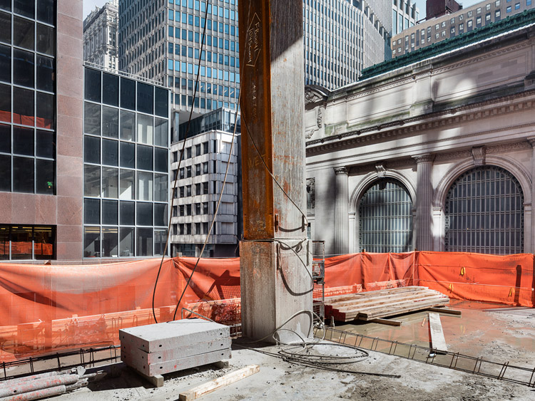 <p>Construction</p>                  <p>New York City</p>                  <p>March 2018</p>